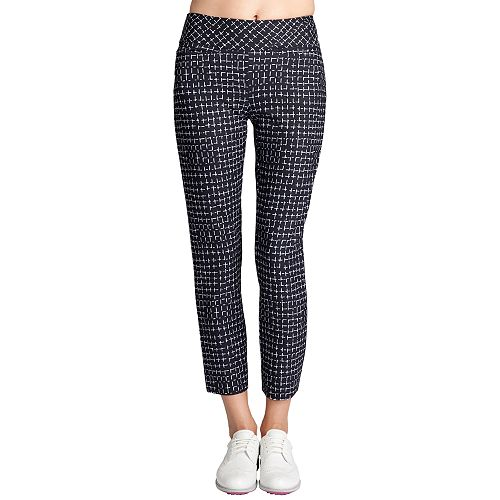 Women's Tail Patterned Golf Pants