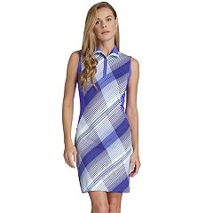 Women's Tail Patterned Golf Dress