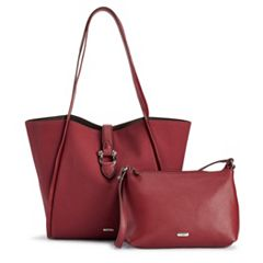 Chaps Allison Tote & Crossbody Bag