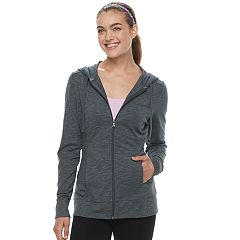 Women's Tek Gear® Zip-Up Hoodie
