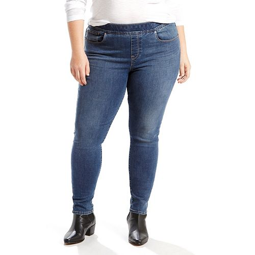 e579569d5a6 Plus Size Levi s Perfectly Shaping Pull-On Leggings