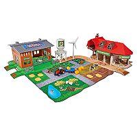 Dickie Toys Majorette Creatix Farm 60-Piece Playset