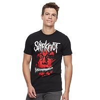 Men's Slipknot Graphic Tee