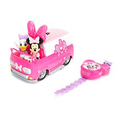 Disney's Minnie Mouse Remote Control Van