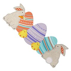 Celebrate Easter Together Bunny Table Runner - 36'