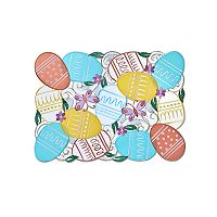 Celebrate Easter Together Cut-Out Egg Placemat