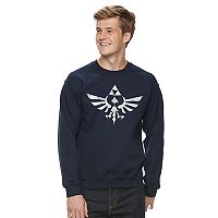 Men's Zelda Crew Fleece