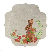 Celebrate Easter Together Bunny Placemat