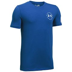 Boys 8-20 Under Armour Freedom Flag Tee