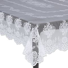 Celebrate Spring Together Lace Tablecloth