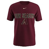 Men's Nike Arizona Diamondbacks Local Hunt Tee