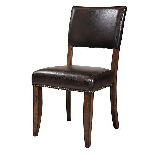 Hillsdale Furniture Cameron Parson Dining Chair 2-piece Set