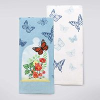 Celebrate Spring Together Terrarium Kitchen Towel 2 pk