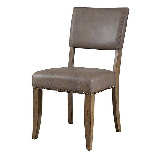 Hillsdale Furniture Charleston Parson Dining Chair 2-piece Set
