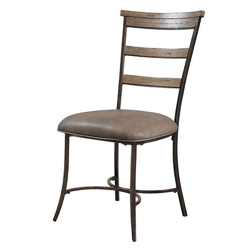 Hillsdale Furniture Charleston Ladderback Dining Chair 2-piece Set