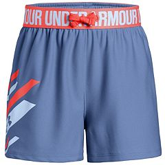 Girls 7-16 Under Armour Play Up Graphic Shorts