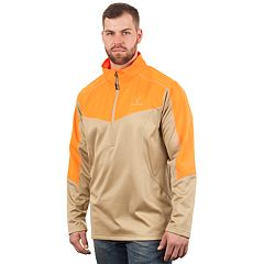 Men's Huntworth Camouflage Half-Zip Performance Pullover