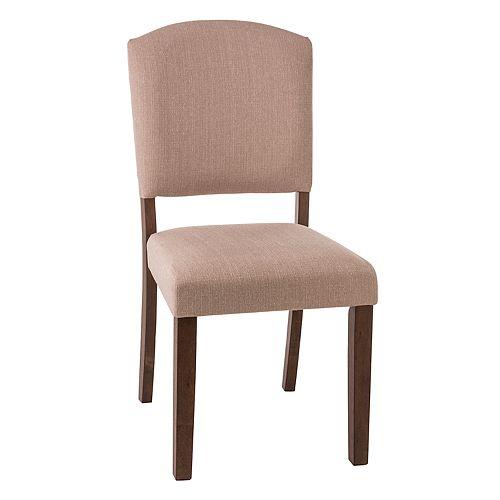 Hillsdale Furniture Emerson Parson Dining Chair 2-piece Set
