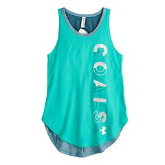 Girls 7-16 Under Armour 'Goals' Finale Tank Top