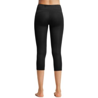Women's Tommie Copper Shaping Compression Capri Leggings