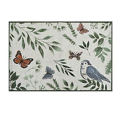 Celebrate Spring Together Bird Tapestry Placemat