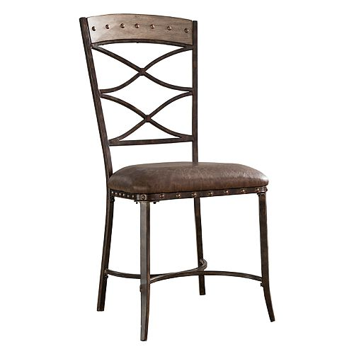 Hillsdale Furniture Emmons Dining Chair 2-piece Set