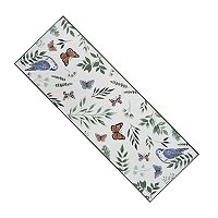 Celebrate Spring Together Bird Tapestry Table Runner - 36