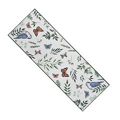 Celebrate Spring Together Bird Tapestry Table Runner - 36'