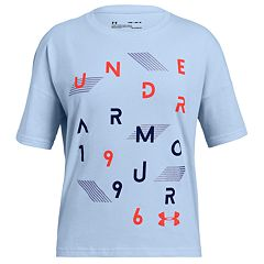 Girls 7-16 Under Armour Optic Logo Graphic Tee