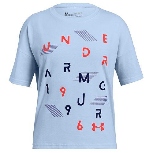 Girls 7-16 Under Armour Optic Logo Graphic Tee