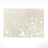 Celebrate Spring Together Linen Stitch Placemat