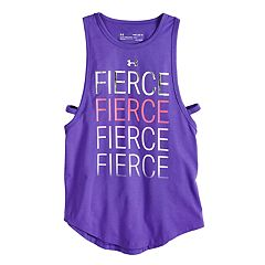 Girls 7-16 Under Armour 'Fierce' Tank Top