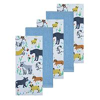 Celebrate Spring Together Dog Kitchen Towel 5-pk.