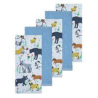 Celebrate Spring Together Dog Kitchen Towel 5-pk.