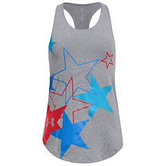 Girls 7-16 Under Armour Stars Tank Top