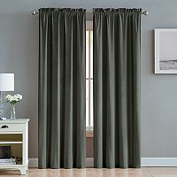 VCNY 2-pack Velvet Window Curtains