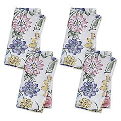 Celebrate Spring Together Floral Print Napkin 4-pk.