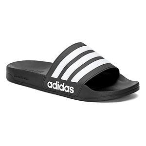 ebe120e626f3d Sale.  19.99. Regular.  24.99. adidas Adilette Cloudfoam Men s Slide Sandals
