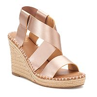 SO® Halibut Women's Wedge Sandals