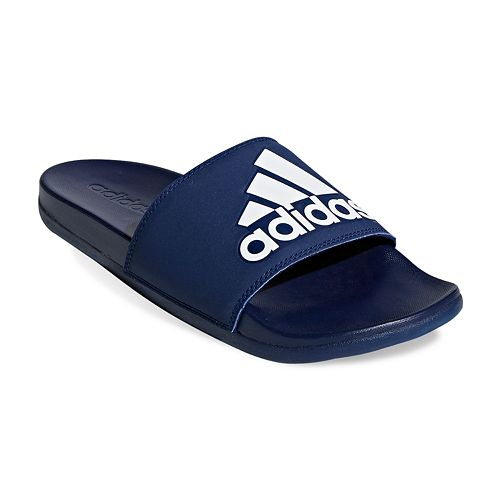 d14414421fc adidas Adilette Cloudfoam Plus Men s Slide Sandals