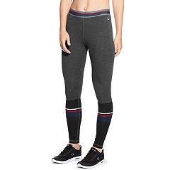 Women's Champion Authentic Color Block Leggings