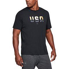 Men's Under Armour USA Tee