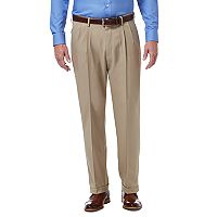 Men's Haggar Premium Comfort Stretch Classic-Fit Dress Pants