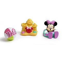 Disney's Minnie Mouse 3 pc Bath Squirt Toys by The First Years