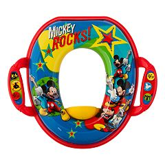 disneys mickey mouse potty seat by the first years
