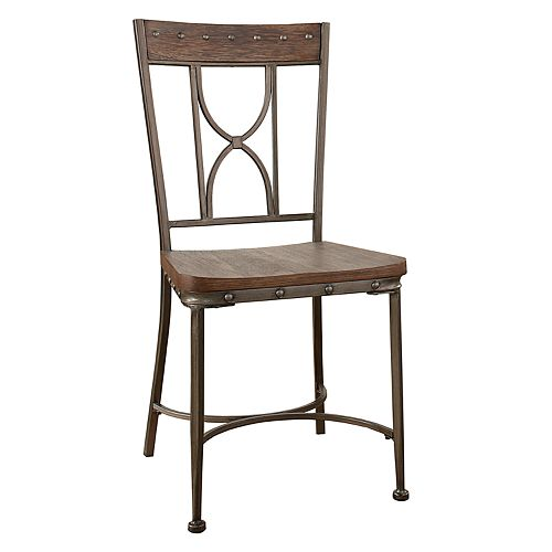 Hillsdale Furniture Paddock Dining Chair 2-piece Set