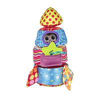 Lamaze Stacking Starseeker Spaceship Plush Toy