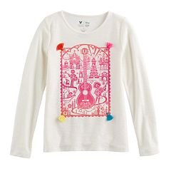 Disney / Pixar Coco Girls 4-7 Graphic Tee by Jumping Beans®