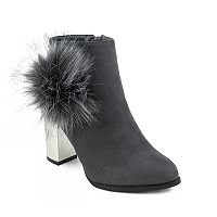 Olivia Miller Belmont Women's Ankle Boots