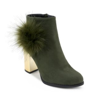 Olivia Miller Belmont Women's Ankle Boots